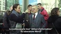 "Levothyrox: ""le combat continue"" contre Merck (parties civiles)"