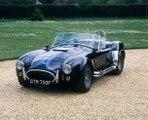 Legendary classic cars