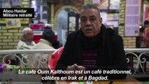 Le café Oum Kalthoum, célèbre lieu de culture à Bagdad, se meurt