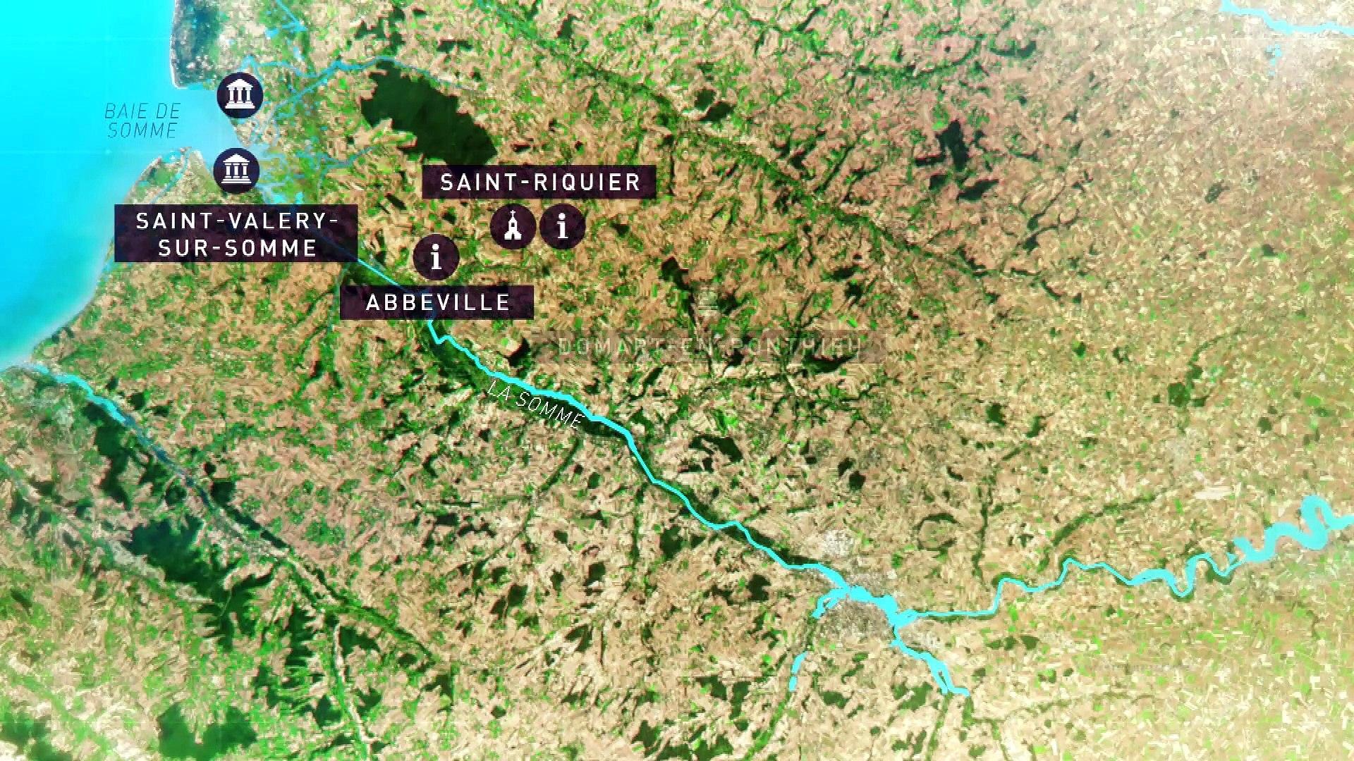 Carte Au Tresor Baie De Somme.La Carte Aux Tresors La Somme Ce Soir A 21h00 Sur France