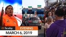 Sara Duterte: Otso Diretso bets are 'liars' too | Evening wRap