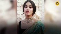 Happy Birthday Janhvi Kapoor: Actor cuts a cake with a sword as Boney and Khushi look on
