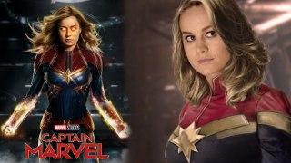 Movie Review: Captain Marvel   Brie Larson  Samuel L Jackson   Jude Law   Marvel Studios   FilmiBeat