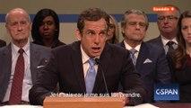 L'audition de Michael Cohen, avec Ben Stiller - Saturday Night Live en VOST avec John Mulaney