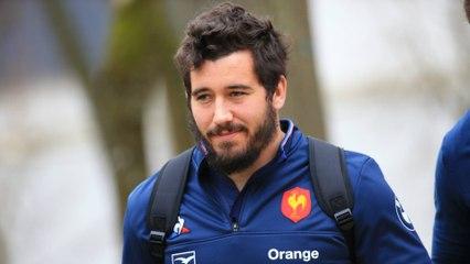 XV de France masculin : Falgoux, billet première classe validé !