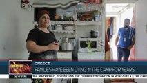 teleSUR Takes You Inside The Skaramagas Refugee Camp In Greece