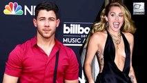 Nick Jonas Has Something Adorable To Say About His Ex-Miley Cyrus