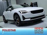 Polestar 2 en direct du salon de Genève 2019
