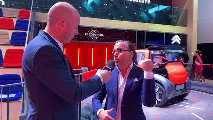 Genève 2019 _ Citroën mise sur le confort et l'innovation (vidéo)