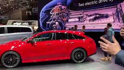 Genève 2019 - les nouveautés de Mercedes en vidéo