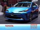 Toyota Prius en direct du salon de Genève 2019