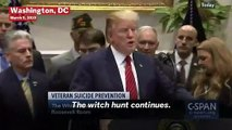 President Trump Blasts House Democrats' Sweeping New Probe: 'The Witch Hunt Continues'