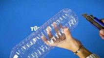Tricks mit Plastikflaschen