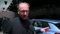 Audi at the 2019 Geneva Motorshow Interviews Marc Lichte