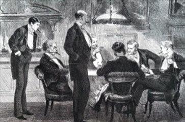 Die Geschichte des Pokers
