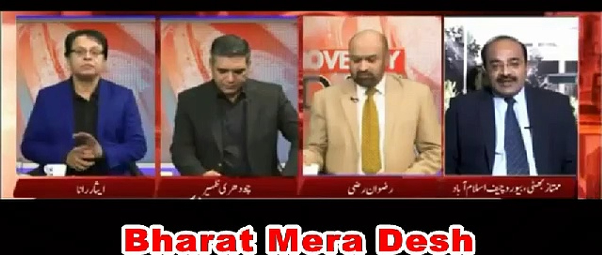 Pak Media Latest - Our Total budget Rs 6000 Billion but India's Defence budget Rs 7000 Billion
