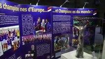Le musée de l'équipe de France de football féminin s'installe à Bourg-en-Bresse