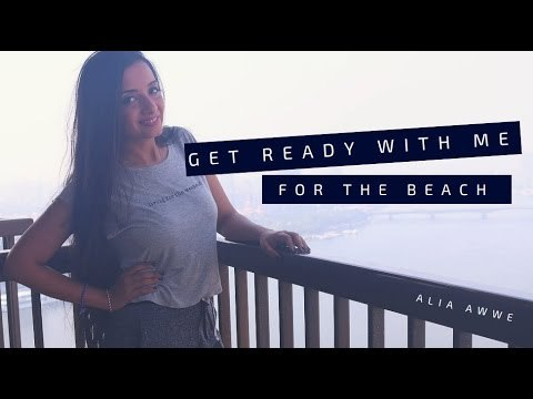 Get Ready With Me For The Beach | Lancome CC CREAM