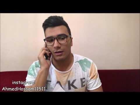 أحمد حسام | Ahmed Hossam - لما تراجع الامتحان مع صاحبك الدحيح