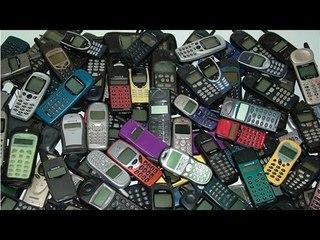 هل تذكرون هذه الهواتف !! حتمآ ستبتسم من تلك الهواتف