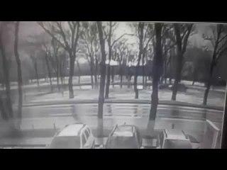 شاهد فيديو لحظة سقوط وتحطم طائرة فلاي دبي في روسيا