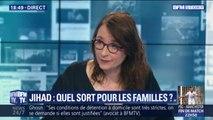 """L'avocate Marie Dosé assure qu'""""on crée des bombes à retardement"""" en laissant les familles de jihadistesL'avocate Marie Dosé assure qu'""""on fabrique des bombes à retardement"""" en laissant les familles de jihadistes en Syrie"""