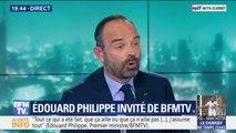 """Edouard Philippe: """"l'Europe est à la croisée des chemins, elle n'a jamais été aussi critiquée, jamais aussi nécessaire"""""""