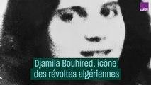 Djamila Bouhired, l'icône des révoltes algériennes