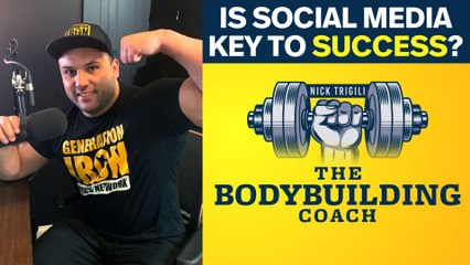 Do Bodybuilders Need Social Media To Succeed? | The Bodybuilding Coach