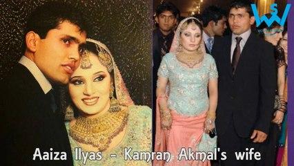 Beautiful Unseen Wives Of Pakistani Cricketers   Belles épouses de joueurs de cricket pakistanais