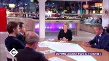 Nicolas Dupont-Aignan invité de C à Vous sur France 5