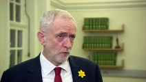 Jeremy Corbyn: Priority is preventing a no deal Brexit