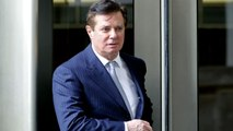 Trump doubles down on collusion allegations and Paul Manafort sentenced