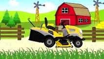Lawn Mower | Farmer | Fairy Tales | The Farmer Cut The Grass Story & Lawn