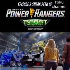 Power ranger beast morpher ep 02 leak   Vidio Full VIral