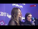 اتفرج | رسالة يسرا وليلى علوي والكحكي في مؤتمر بهية
