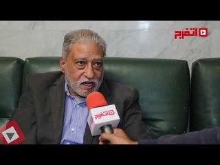 اتفرج | محسن أحمد: صعب توقع نتيجة المسابقة بسبب قوة الأفلام المشاركة