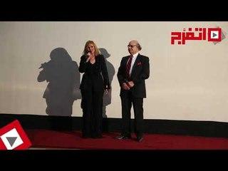 اتفرج | كلمة يسرا ضيف شرف مهرجان جمعية الفيلم أثناء تكريمها