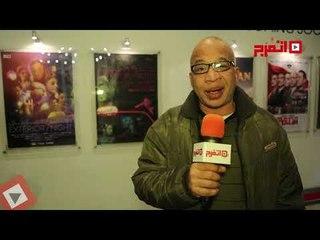 اتفرج   شريف دسوقي : جائزة أفضل ممثل عن «ليل خارجي» أكبر تعويض من ربنا