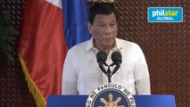 Duterte claims he tricked CIA to recover Balangiga bells