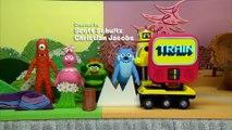 Yo Gabba Gabba en Español - No Tengas Miedo | Capítulos Cmpletos HD | canciones infantiles