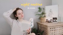 my destressing night time routine  Living in Seoul | Sissel AB