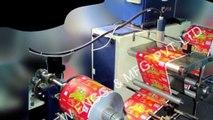 Winding Rewinding Machine For Batch Printing, Rewinding Machine