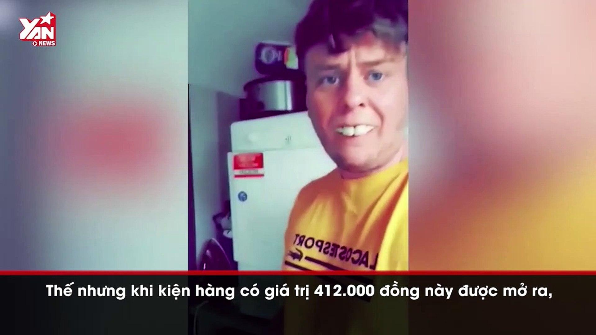 Anh chàng mua bộ răng giả trên mạng để hoàn tất vẻ đẹp trai và cái kết không thể hài hơn