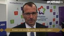 Pôle France BMX freestyle - Interview de Michel Callot
