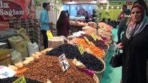 Van'da 'Yöresel Ürünler ve Hediyelik Eşya Fuarı'  yüzleri güldürüyor