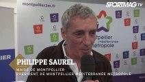 Pôle France BMX freestyle - Interview de Philippe Saurel