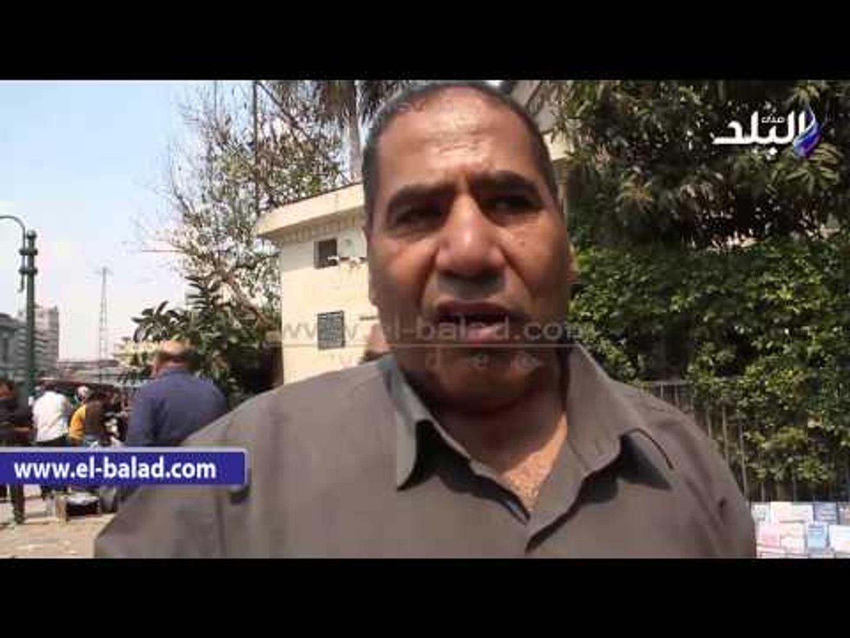 مواطنون عن هدم الحزب الوطنى : بناء مستشفى حكومى أو فندق