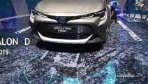 Toyota Corolla Trek: classe verte - En direct du salon de genève 2019