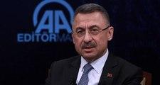Cumhurbaşkanı Yardımcısı Oktay: S-400 ile Alakalı İlk Teslimatı Temmuz'da Almayı Düşünüyoruz